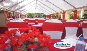 Cho thuê bàn ghế tổ chức sự kiện